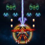 Alien Attack Galaxy Invaders 1.2.5 MOD Unlimited Money
