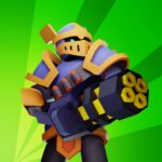 Bullet Knight Dungeon Crawl Shooting Game 1.0.4 MOD Unlimited Money