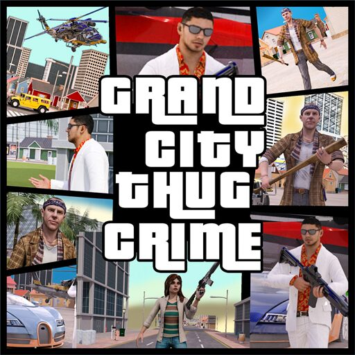 Grand City Thug Crime Gangster 2.13 MOD Unlimited Money