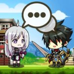 Heroes Town online 2D MMORPG 4.18 MOD Unlimited Money
