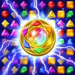 Jewels Magic Mystery Match3 20.0710.09 MOD Unlimited Money