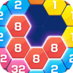Merge Block Puzzle – 2048 Hexa 1.3.2 MOD Unlimited Money