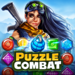 Puzzle Combat Tactical Matching Action RPG 21.3.1 MOD Unlimited Money
