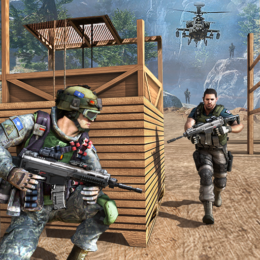 Real Commando Secret Mission – Free Shooting Games 11.7 MOD Unlimited Money