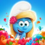 Smurfs Bubble Shooter Story 3.01.010304 MOD Unlimited Money