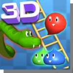 Snakes and Ladders Slime – 3D Battle 1.42 MOD Unlimited Money