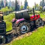 Tractor Pull Farming Duty Game 2019 1.0 MOD Unlimited Money