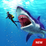 Angry Shark Attack – Wild Shark Game 2019 1.0.13 MOD Unlimited Money