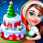 Christmas Cooking Chef Madness Fever Games Craze 1.4.23 MOD Unlimited Money