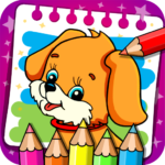 Coloring Learn Animals – Kids Games 1.14 MOD Unlimited Money