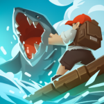 Epic Raft Fighting Zombie Shark Survival 0.7.0 MOD Unlimited Money