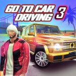 Go To Car Driving 3 1.3 MOD Unlimited Money