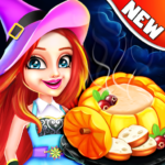 Halloween Cooking Chef Madness Fever Games Craze 1.4.13 MOD Unlimited Money