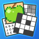 Puzzle Page – Crossword Sudoku Picross and more 3.2 MOD Unlimited Money