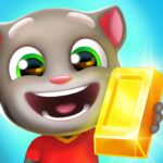 Talking Tom Gold Run 4.5.1.679 MOD Unlimited Money