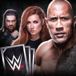 WWE SuperCard Multiplayer Card Battle Game 4.5.0.5198429 MOD Unlimited Money