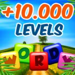 Wordy Hunt Collect Word Puzzle Game 1.0.6 MOD Unlimited Money