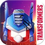 Angry Birds Transformers 2.5.0 MOD Unlimited Money