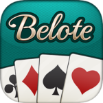 Belote.com – Free Belote Game 2.0.50 MOD Unlimited Money