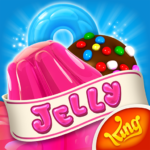 Candy Crush Jelly Saga MOD Unlimited Money