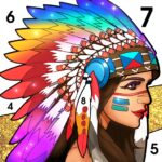 Color by Number – Happy Paint 2.3.6 MOD Unlimited Money
