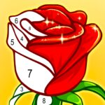 ColorPlanet Paint by Number Free Puzzle Games 1.1.3 MOD Unlimited Money