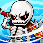 IDLE Death Knight – Auto Clicker AFK RPG Varies with device MOD Unlimited Money