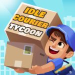 Idle Courier Tycoon – 3D Business Manager 1.2.2 MOD Unlimited Money