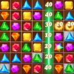 Jewels Classic – Jewel Crush Legend 2.9.8 MOD Unlimited Money