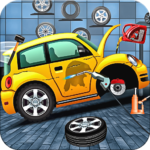 Modern Car Mechanic Offline Games 2020 Car Games 1.0.46 MOD Unlimited Money