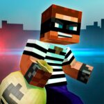 Robber Race Escape Police Car Gangster Chase 3.9.3 MOD Unlimited Money
