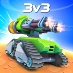 Tanks A Lot – Realtime Multiplayer Battle Arena 2.57 MOD Unlimited Money