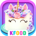 Unicorn Chef Cooking Games for Girls 4.4 MOD Unlimited Money