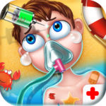 Beach Rescue – Party Doctor 2.6.5026 MOD Unlimited Money