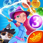 Bubble Witch 3 Saga MOD Unlimited Money