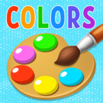 Colors for Kids Toddlers Babies – Learning Game 3.2.9 MOD Unlimited Money