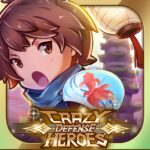 Crazy Defense Heroes Tower Defense Strategy Game 2.3.5 MOD Unlimited Money