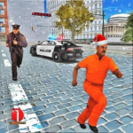 Drive Police Car Gangsters Chase Free Games 2.0.06 MOD Unlimited Money