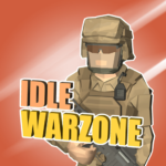 Idle Warzone 3d Military Game – Army Tycoon 1.1 MOD Unlimited Money