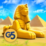 Jewels of Egypt Match Game MOD Unlimited Money