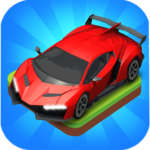 Merge Car game free idle tycoon 1.1.25 MOD Unlimited Money