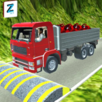 3D Truck Driving Simulator – Real Driving Games 2.0.045 MOD Unlimited Money