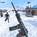 Army shooting game Commando Games 4.18 MOD Unlimited Money