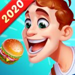 Cooking Life Crazy Chefs Kitchen Diary 1.0.6 MOD Unlimited Money
