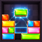 Dropdom – Jewel Blast 1.2.1 MOD Unlimited Money
