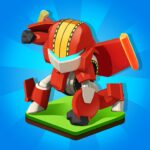 Merge Robots – Click Idle Tycoon Games 1.5.0 MOD Unlimited Money