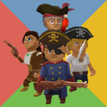 Pirates party 2 3 4 players 2.20 MOD Unlimited Money
