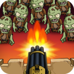 Zombie War Idle Defense Game 19 MOD Unlimited Money