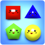 Baby Learning Shapes for Kids 2.9.84 MOD Unlimited Money