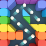 Brick Ball Blast A Free Relaxing 3D Crush Game 1.2.0 MOD Unlimited Money